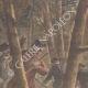 DETAILS 01 | A logger killed by a wild boar - Villers-les-Pots - France - 1901
