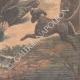 DETAILS 06 | A logger killed by a wild boar - Villers-les-Pots - France - 1901