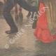 DÉTAILS 06 | Meurtre par vengeance dans les rues de Paris - Boulevard des Capucines - 1901