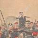 DÉTAILS 01 | Rixe entre soldats allemands et anglais à Tien-Tsin - Chine - 1901