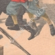 DÉTAILS 06 | Rixe entre soldats allemands et anglais à Tien-Tsin - Chine - 1901