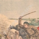 DÉTAILS 01 | Des autruches attaquent une automobile en Californie - États-Unis d'Amérique - 1904