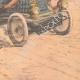 DÉTAILS 06 | Des autruches attaquent une automobile en Californie - États-Unis d'Amérique - 1904