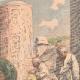 DÉTAILS 03 | Les fouilles d'Albert Gayet à Antinoé - Egypte Antique - 1904