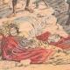 DÉTAILS 05 | Les fouilles d'Albert Gayet à Antinoé - Egypte Antique - 1904
