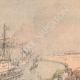 DETAILS 05 | Warships in the Suez Canal - Egypt - 1904
