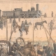 DETAILS 02 | Russian cavalry going to Manchuria - Asia - 1904
