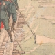 DETAILS 06 | Russian cavalry going to Manchuria - Asia - 1904