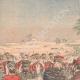 DÉTAILS 01 | Remise de la Médaille Militaire aux Héros de Taghit et d'El Moungar - Paris - 1904