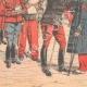 DÉTAILS 02 | Remise de la Médaille Militaire aux Héros de Taghit et d'El Moungar - Paris - 1904