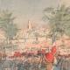 DÉTAILS 03 | Remise de la Médaille Militaire aux Héros de Taghit et d'El Moungar - Paris - 1904