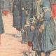 DÉTAILS 04 | Remise de la Médaille Militaire aux Héros de Taghit et d'El Moungar - Paris - 1904
