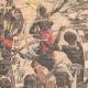 DÉTAILS 02 | Siège de la garnison allemande de Windhoek par les Héréros - Afrique australe - 1904