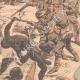 DÉTAILS 04 | Siège de la garnison allemande de Windhoek par les Héréros - Afrique australe - 1904