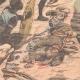 DÉTAILS 06 | Siège de la garnison allemande de Windhoek par les Héréros - Afrique australe - 1904