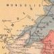 DETAILS 01 | Map - Russo-Japanese War - 1904