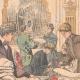 DÉTAILS 02 | Ouvroir Impérial du Palais d'Hiver à Saint-Pétersbourg - Russie - 1904