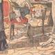 DÉTAILS 04 | Ouvroir Impérial du Palais d'Hiver à Saint-Pétersbourg - Russie - 1904