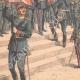 DÉTAILS 02 | L'Empereur du Japon remet les drapeaux à ses troupes - Tokyo - 1904
