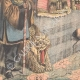 DETAILS 03 | Massacres in China - The Dowager Empress presents the heads of the Mandarins - China - 1904