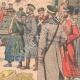 DÉTAILS 04   Exécution d'espions Japonais par les soldats Russes - Port-Arthur - Chine - 1904