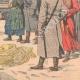 DÉTAILS 06   Exécution d'espions Japonais par les soldats Russes - Port-Arthur - Chine - 1904