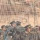 DETAILS 01 | A cannon aboard a japanese battleship - Port Arthur - China - 1904