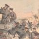 DETAILS 03   The defense of Port Arthur - Russian artillery - China - 1904