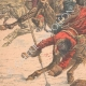 DETAILS 02 | Cossacks against Koungouses in Manchuria - China - 1904