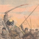 DETAILS 03 | Cossacks against Koungouses in Manchuria - China - 1904