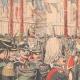 DÉTAILS 01 | Visite du Président de la République française à Rome - 1904