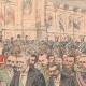 DÉTAILS 03 | Visite du Président de la République française à Rome - 1904