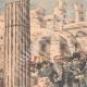 DÉTAILS 01   Visite du Président de la République française - Fouilles dans le Forum Romain - 1904