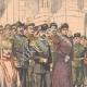 DETAILS 01 | Emperor Nicholas II receives Varyag's heroic sailors - Saint Petersburg - 1904