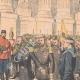 DETAILS 02 | Emperor Nicholas II receives Varyag's heroic sailors - Saint Petersburg - 1904