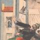DÉTAILS 01 | Révolte d'aveugles dans un hospice de Naples - Italie - 1904