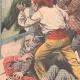 DÉTAILS 02 | Révolte d'aveugles dans un hospice de Naples - Italie - 1904