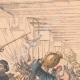 DÉTAILS 03 | Révolte d'aveugles dans un hospice de Naples - Italie - 1904