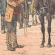 DETAILS 03   The requisition of horses at the beginning of a war - 1904