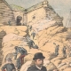 DETAILS 01 | Arrest of an English spy in Belle-Île - Morbihan - France - 1904