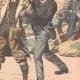 DETAILS 04 | Arrest of an English spy in Belle-Île - Morbihan - France - 1904