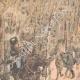 DETAILS 05   Russian estafettes forcing passage - Port-Arthur - China - 1904