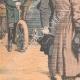 DETAILS 02 | Wilhelm II congratulates the french Gordon Bennett Cup's winner - Germany - 1904