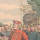 DETAILS 03 | Wilhelm II congratulates the french Gordon Bennett Cup's winner - Germany - 1904
