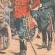 DETAILS 04 | Wilhelm II congratulates the french Gordon Bennett Cup's winner - Germany - 1904