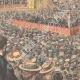 DETAILS 04   Commemoration of Compulsory Education - Trocadero - Paris - 1904