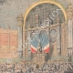 DETAILS 05   Commemoration of Compulsory Education - Trocadero - Paris - 1904