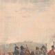 DÉTAILS 01 | Masséna blessé donnant ses ordres depuis une calèche lors de la bataille de Wagram - Autriche - 1809