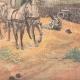 DÉTAILS 06 | Masséna blessé donnant ses ordres depuis une calèche lors de la bataille de Wagram - Autriche - 1809