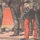 DÉTAILS 04   Réception de Mohamed el-Habib, Bey de Tunis, à l'Hôtel de Ville de Paris - 1904